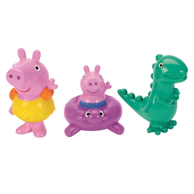 Peppa, George & Dino - Hora do Banho - Fisher Price