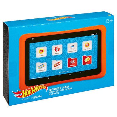 Android Tablet - Hot Wheel