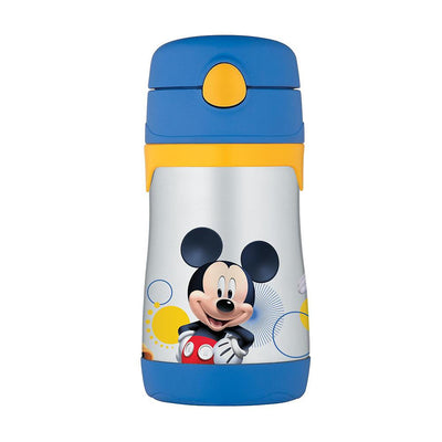 Copo com Canudo - Mickey Mouse 295 ml - Thermos