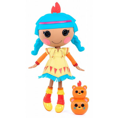 Boneca Lalaloopsy - Feather Tell-a-Tale