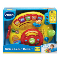 VTech® Turn & Learn Driver