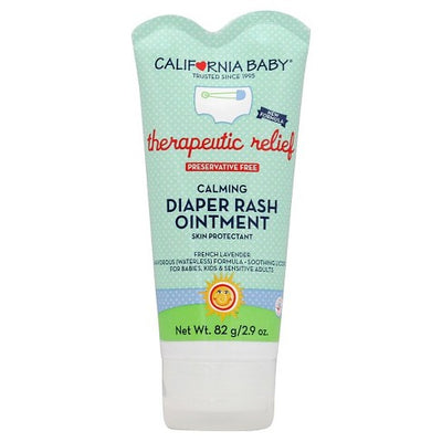 California Calming Calmante Diaper Rash Creme - 2,9 oz.