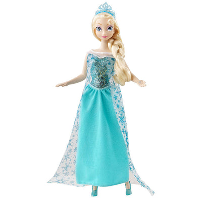 Boneca Musical Elsa - Frozen Disney