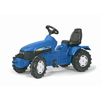 Trator - New Holland - Azul
