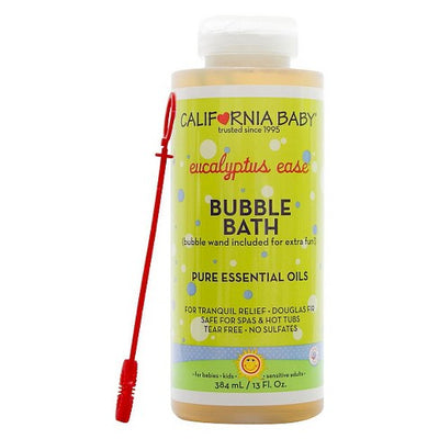 Califórnia Baby Eucalipto Ease Bubble Bath - 13 oz.