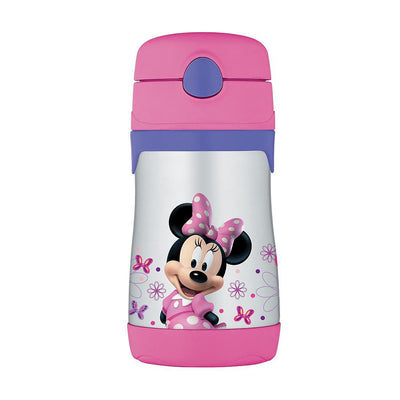 Copo com Canudo - Minnie Mouse 295ml - Thermos