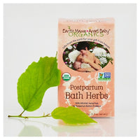 Earth Mama Angel Baby Postpartum Bath Herbs - 6 ct