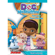DVD Doc McStuffins: Hora do seu check up (dvd_video)