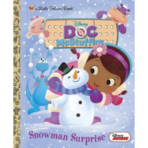 Surpresa de boneco de neve (Little Golden Books) (Hardcover) por Andrea Posner-Sanchez