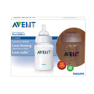 Kit 3 Mamadeiras - Avent Philips - 260ml
