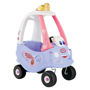Atividades - Cozy Coupe - Little Tikes - Fairy Princess