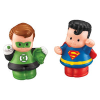 Figura Exclusiva Fisher-Price Little People DC Super Amigos