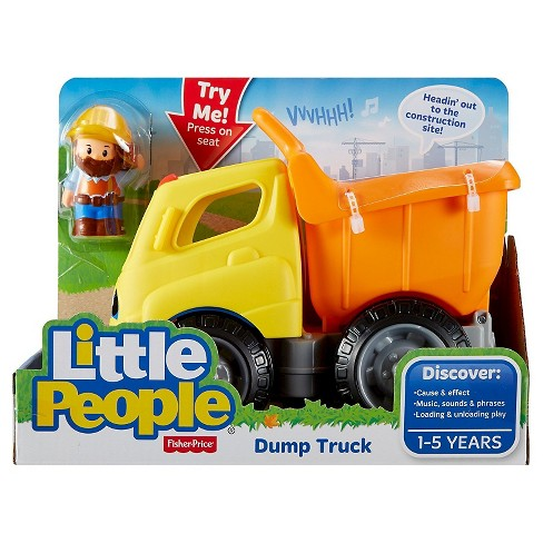 Camião basculante Fisher-Price Little People