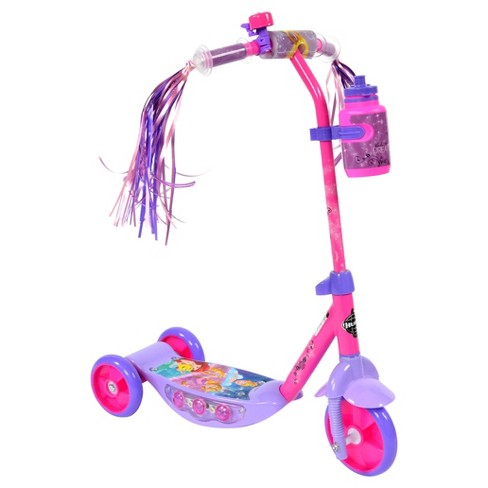 Huffy Disney Princess 3 Wheel Scooter - roxo claro