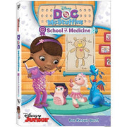 DVD Doc McStuffins: Escola de Medicina (dvd_video)