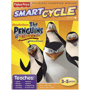 Pinguins de Madagascar - Smart Cycle - Fisher Price
