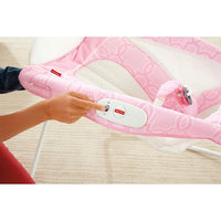 Fisher-Price Newborn Rock n jogar Sleeper - moda rósea