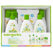 Kit Essentials para Bebe - Babyganics