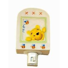 Night Light - Luminaria de Parede - Pooh - Disney