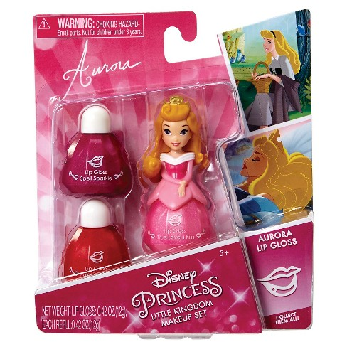 Princesa da Disney Little Kingdom Aurora Lip Gloss