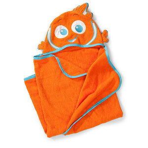Toalha com Capuz - Nemo Disney - Summer Infant