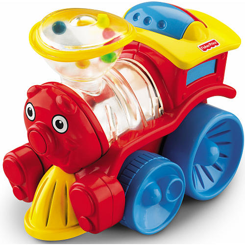 Trem Poppity Pop - Fisher-Price