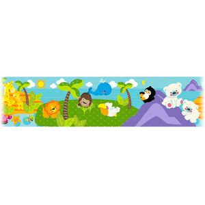 Papel de Parede - Precioso Planeta -  Fisher Price
