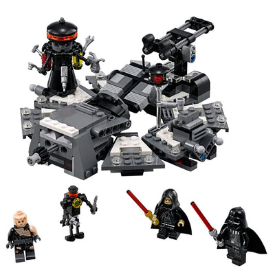 Transformação Darth Vader LEGO Star Wars 75183