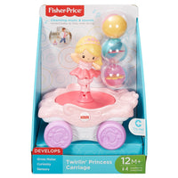 Carruagem da Princesa Fisher-Price Twirlin '