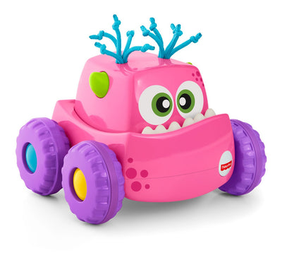 Caminhão Monster Press da Fisher-Price Press 'n