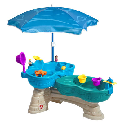 Step2 Derramamento & Splash Water Water Table