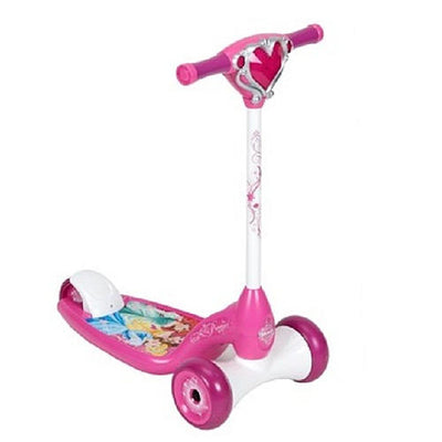 NOVO! Patinete Luzes e Sons - Princesas - Disney