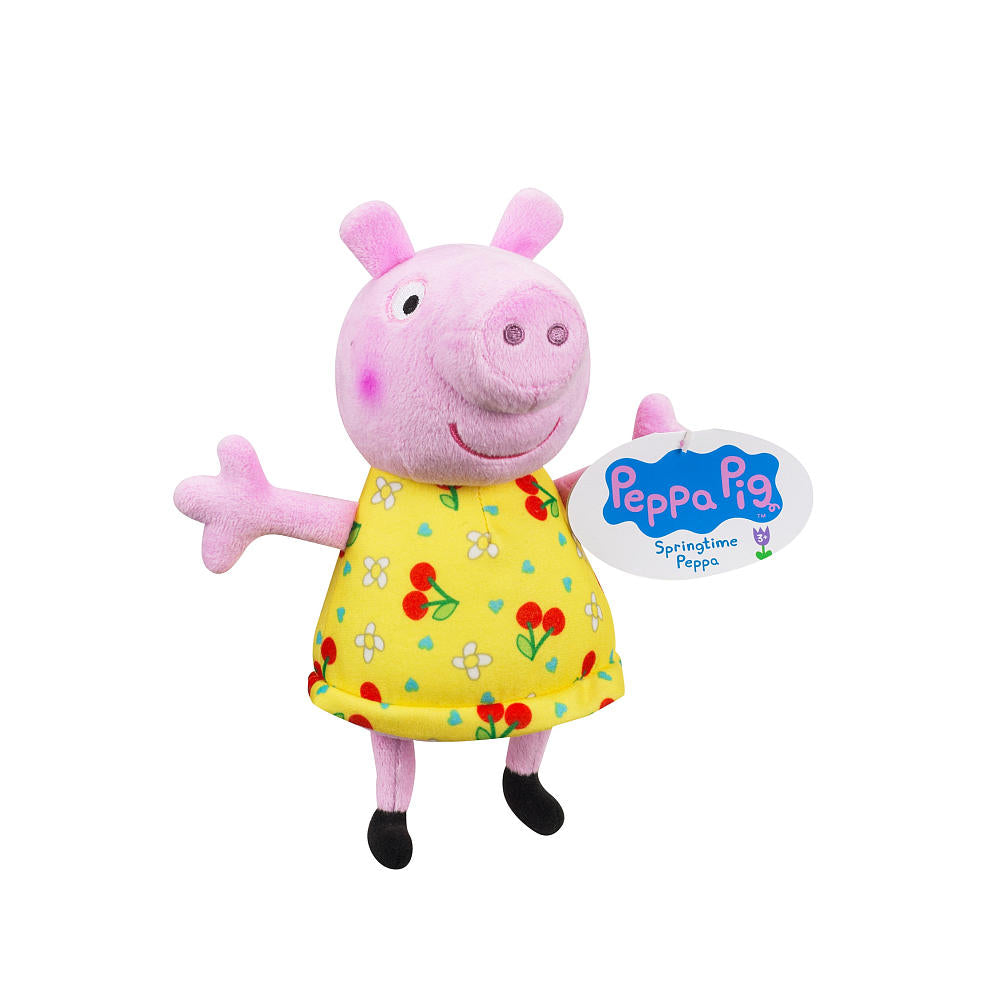 Peppa Pig Pelucia - Primavera - Fisher Price