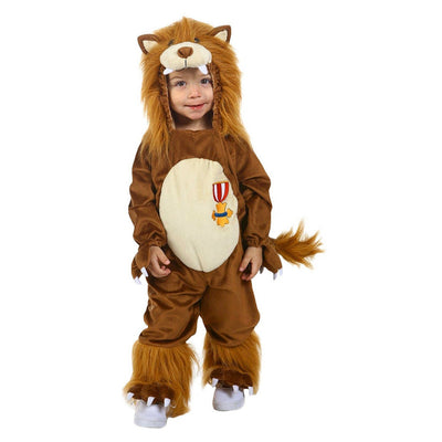 O Mágico de Oz Baby / Toddler Cowardly Lion Costume