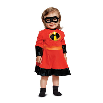 Incríveis 2 Baby Girls 'Violet Parr Halloween Costume - Disfarce
