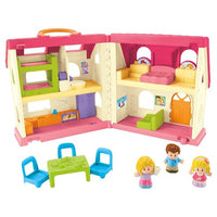 Fisher-Price Little People Surpresa e Sons Início