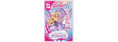 Barbie e a magia do pégaso (dvd)