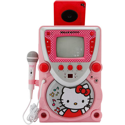 Video Karaoke e CD - Hello Kitty