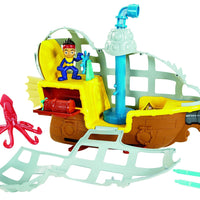Navio Submarino Jake Pirata - Fisher Price