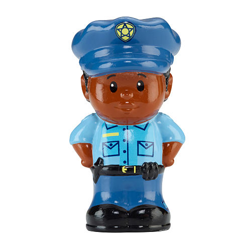 Boneco Policial - Little People
