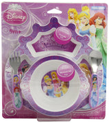 Kit Alimentação - Princesas - Disney - The First Years