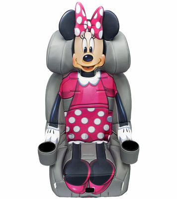 Cadeira Booster Minnie Mouse - Kids Embrace