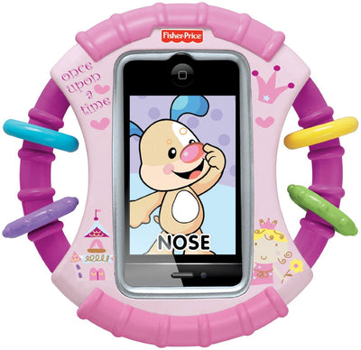 Capa Protetora para iPhone e iPod - Rosa - Fisher Price