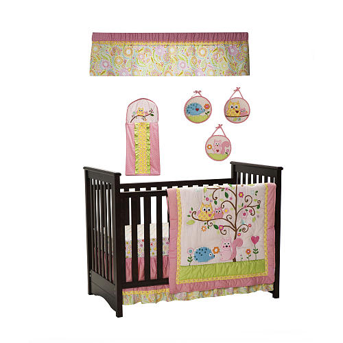 Kit de Berço - Dena Happi Tree - Kids Line