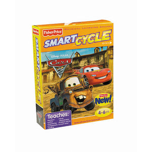 Jogo Carros - Smart Cycle - Fisher Price