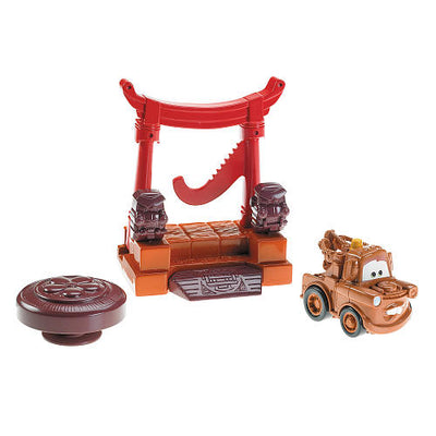 Mater e Gong - Carros 2 - Fisher-Price