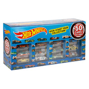 Kit 50 carrinhos - Hot Wheels