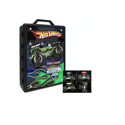 Mala Monster Jam - Hot Wheels