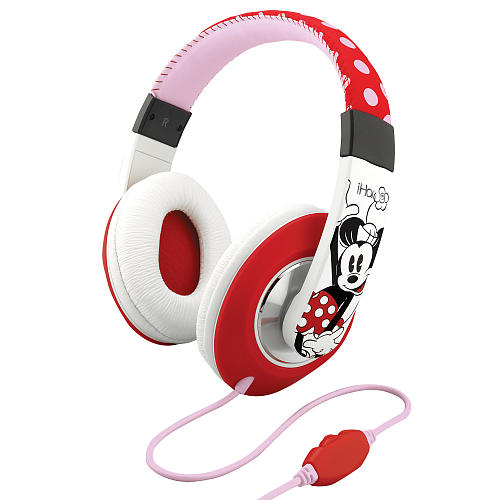 Headphone Minnie Mouse