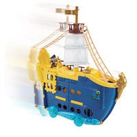 Navio Pirata Jake Colossus - Fisher Price